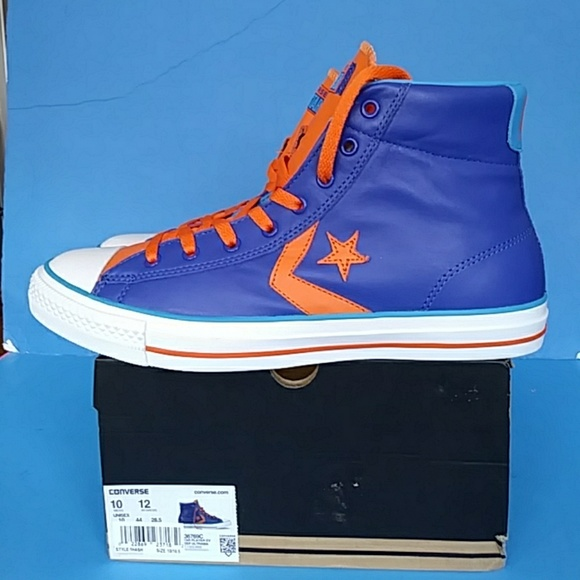 3766e3d872a BRAND NEW UNISEX CONVERSE LEATHER SNEAKER